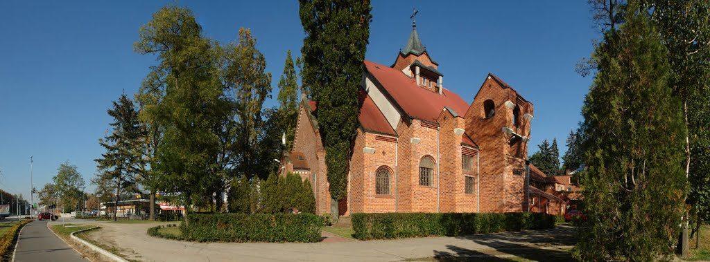 Parafia pw. św. Jadwigi Wrocław-Kozanów